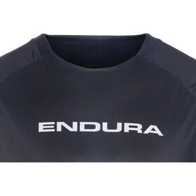 Endura SingleTrack Print LTD Short Sleeve Jersey Men blue